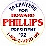 Howard Phillips (USTP) 1992